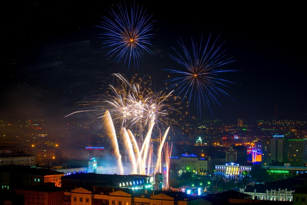 День города Улан-Удэ 2017: программа мероприятий, салют – время и место