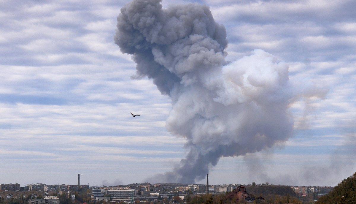Взрыв в Донецке последние новости