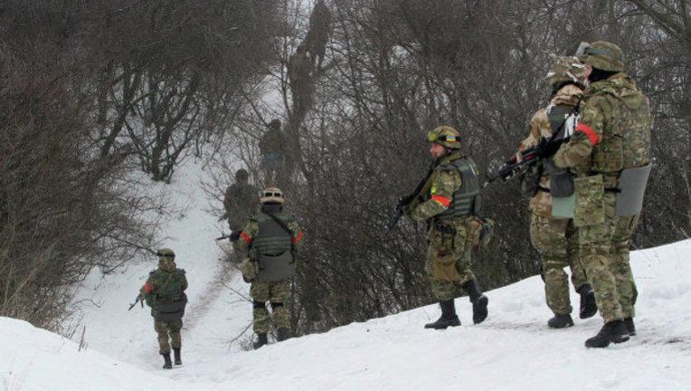 «Третья сила» пошла на прорыв обороны ЛНР