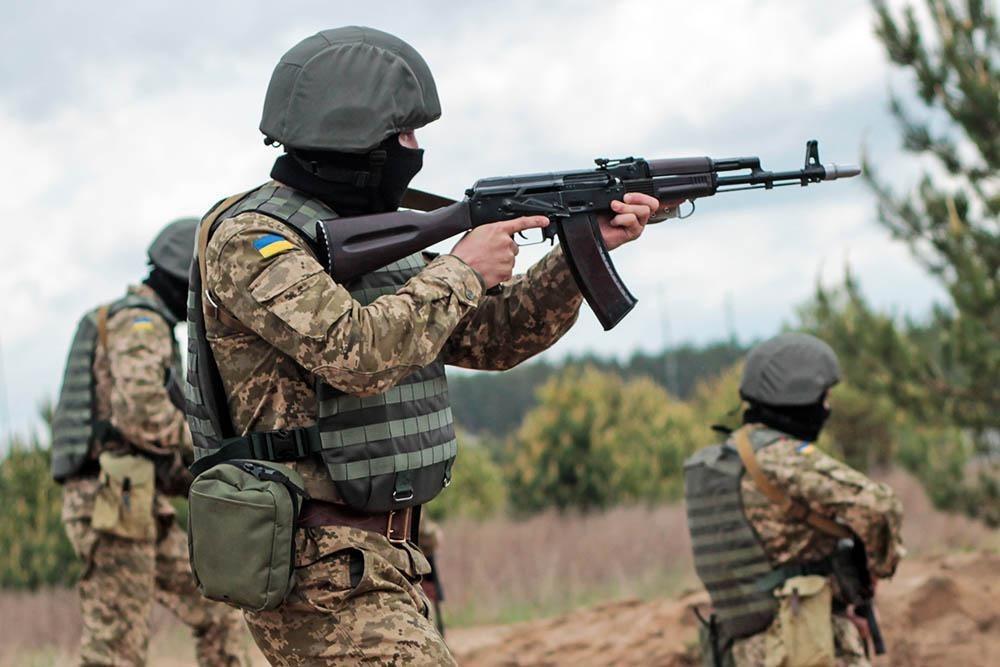 Украинский спецназ направлен против «своих» в Донбассе