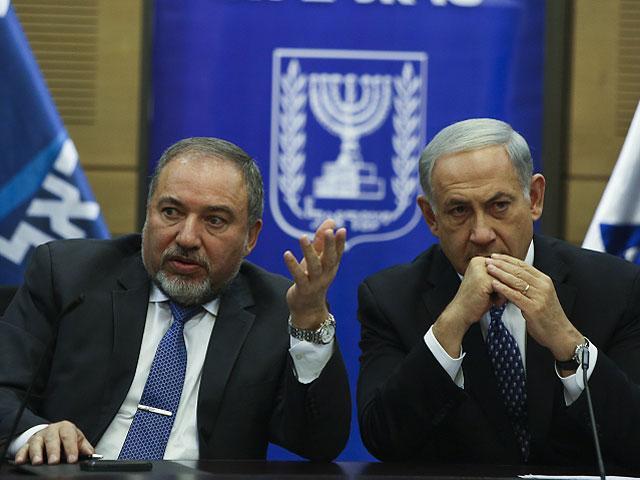 Россия отказалась принять Нетаньяху и Либермана – сообщили СМИ