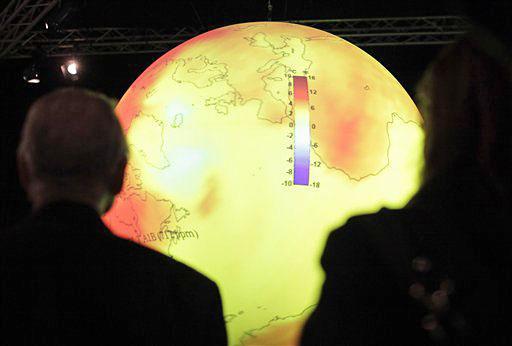Ученые: Аномальный нагрев планеты «приговорил» землян кхолодному лету