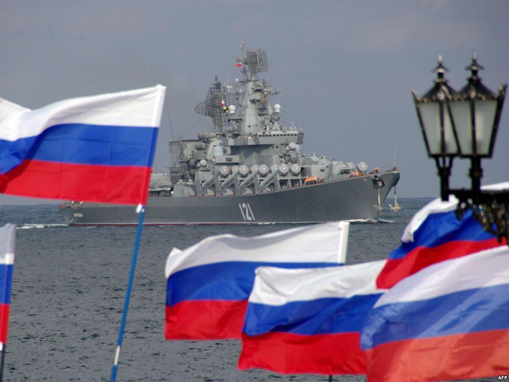 Крым находится под надежной защитой - западные СМИ