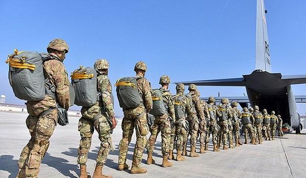 Военные США