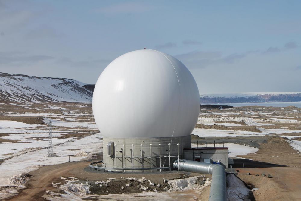 В Антарктиде ученые изучат «машину времени»