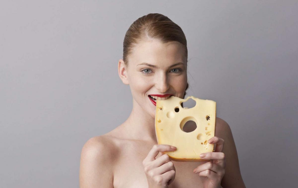 Похудеть помогает один жирный продукт