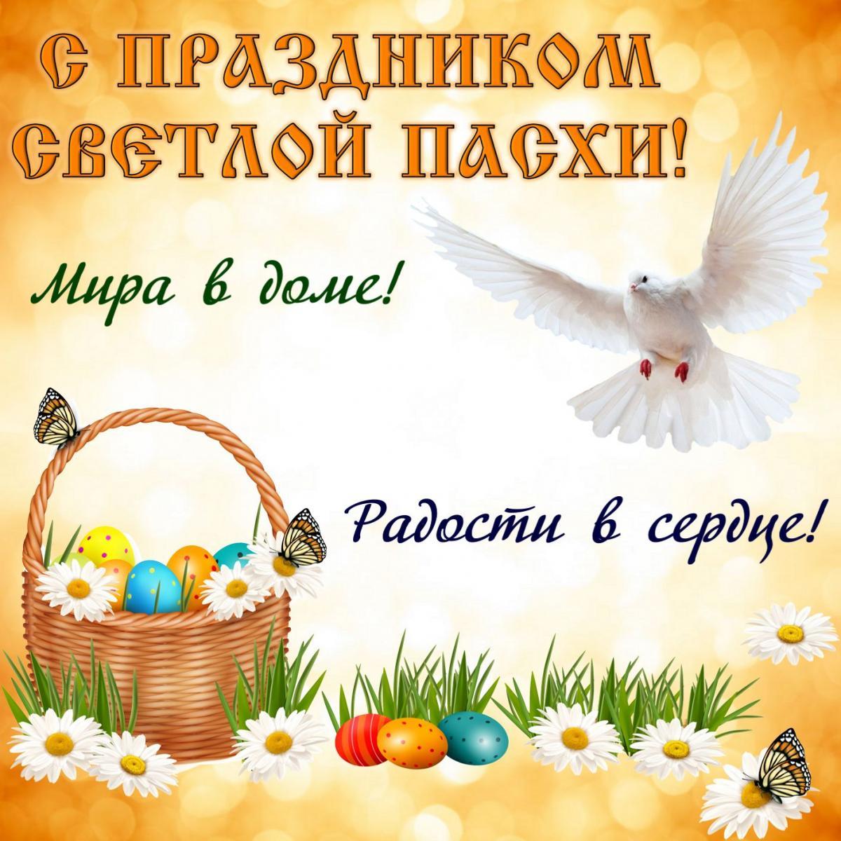 Пасха Христова 2019: картинки, гифки, открытки, красочные поздравления близким и друзьям