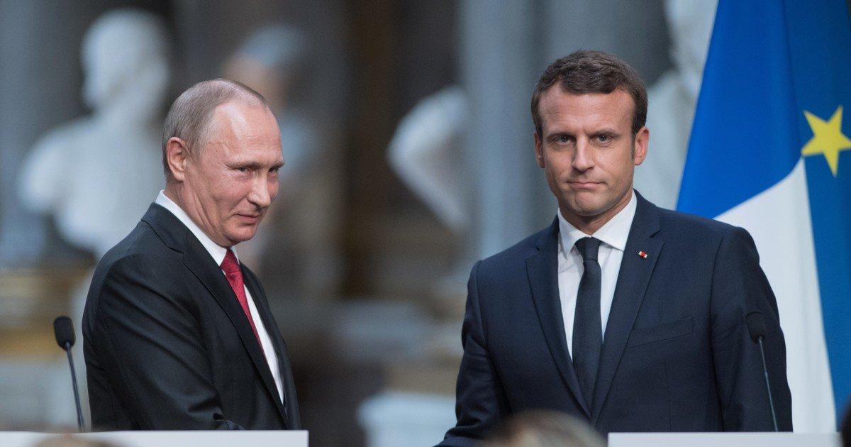 Во Франции призвали вернуть Россию в G8