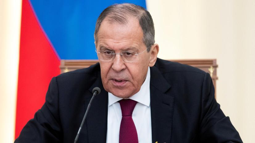 МИД России предупредил об ответе на санкции Вашингтона против «Терека»