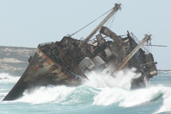 Лейбл «Сделано в Китае» красуется на корабле потерпевшем крушение 800 лет назад