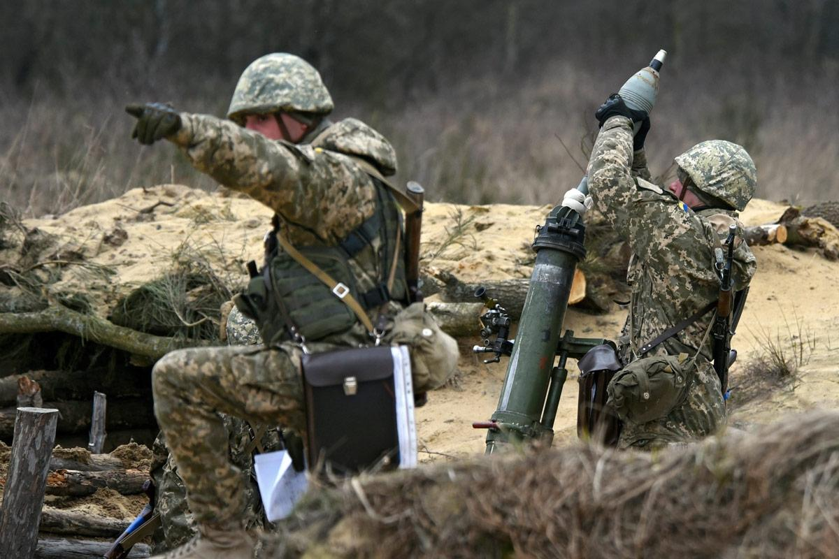 ВСУ и радикалы вступили в бой в Донбассе, позиции взлетели на воздух – ДНР