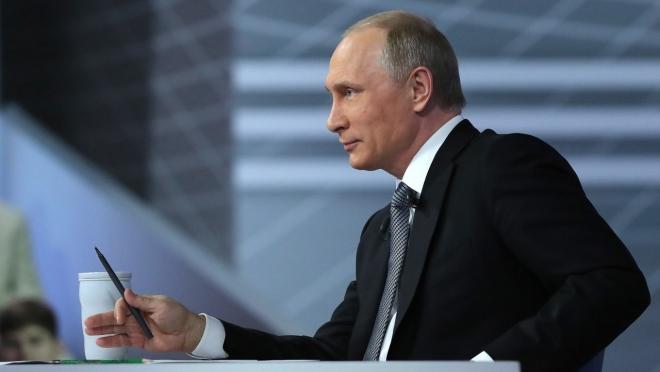 Владимир Путин дал оценку работе российского правительства
