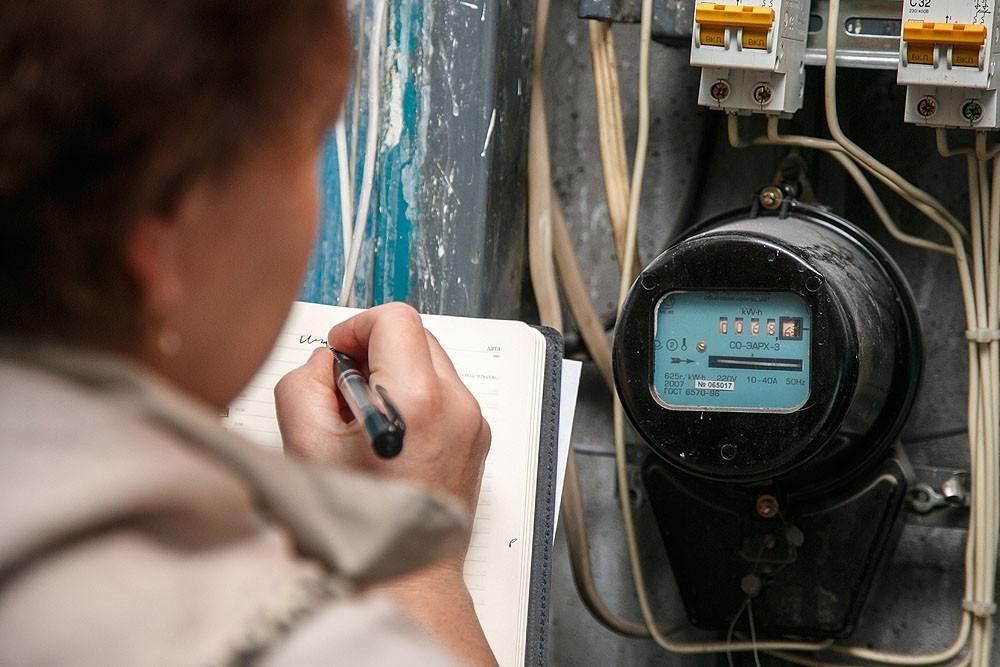 В Крыму изменился порядок приема показаний счетчиков электроэнергии