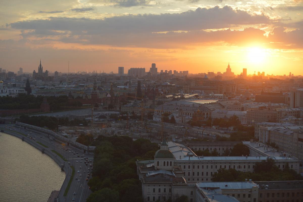 О скором похолодании в Москве предупредили синоптики