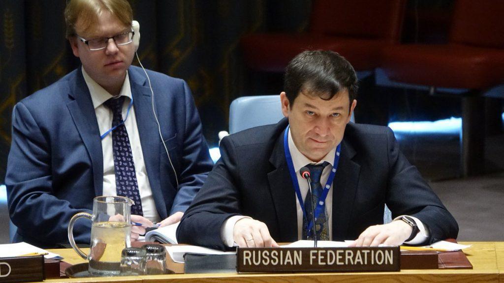 Россия призвала в ООН США и Иран отойти «от опасной черты»