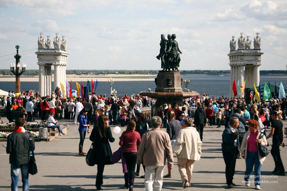 На выходных в Волгограде в связи с празднованием Дня города будет ограничена продажа алкогольных напитков