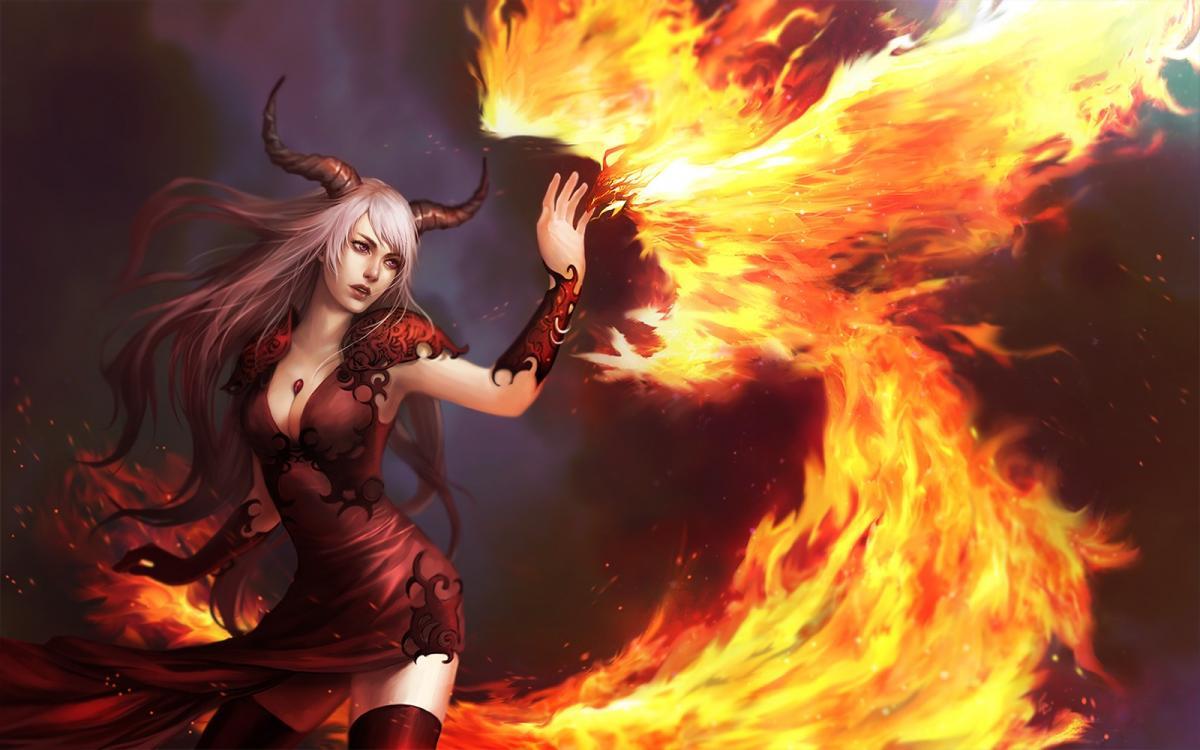 Знаки Зодиака страшные демоны с ужасающей силой
