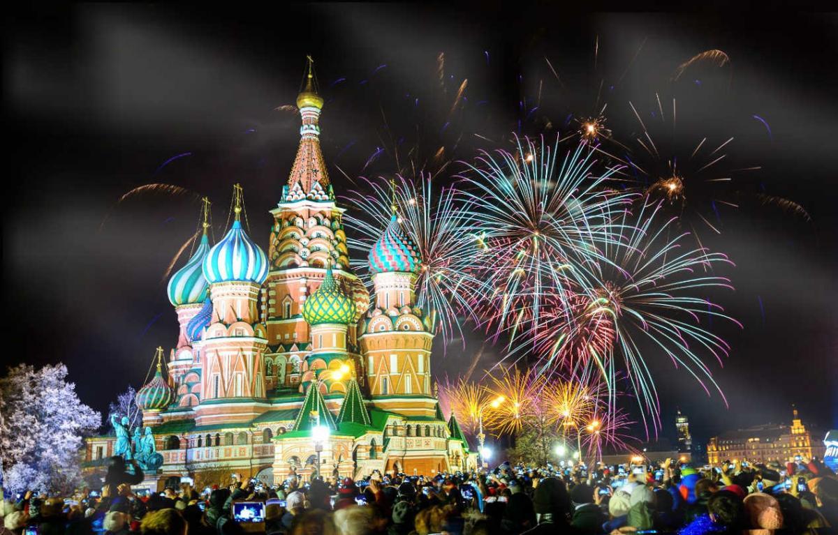 Новый год 2019 в Москве: программа мероприятий