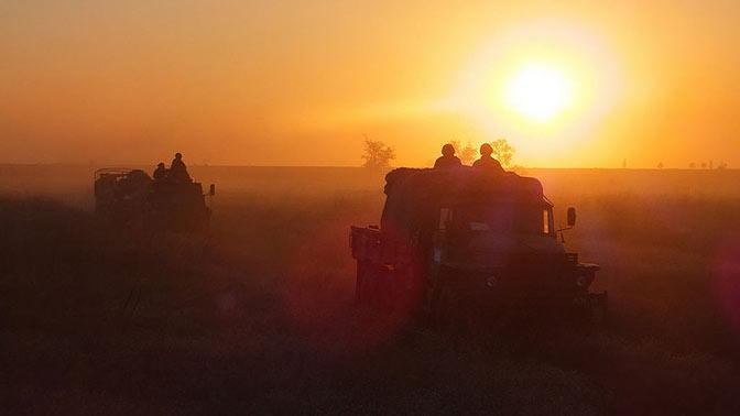 Массированный удар по нескольким населенным пунктам в Донбассе, местные жители передают об «ужасе»