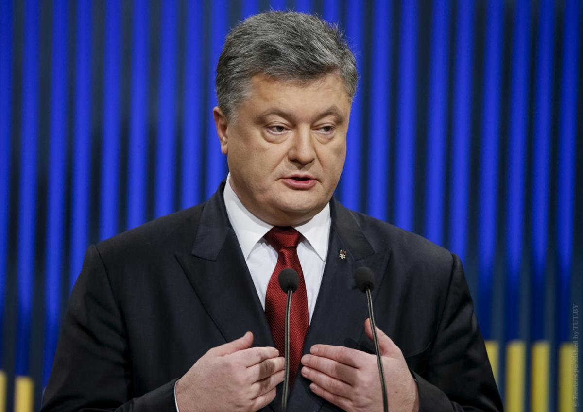 Порошенко предложил крымским татарам предоставить автономию в составе Украины