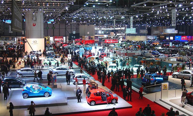 Автосалон в Женеве-2018: представлены главные новинки