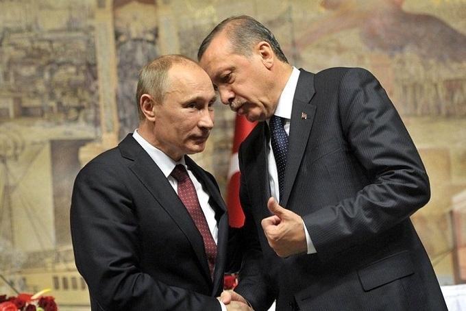 """Турецкие СМИ: Эрдоган привез с собой в Россию """"сюрприз"""""""