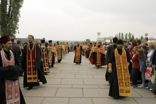 В Волгограде в день памяти Александра Невского пройдет крестный ход