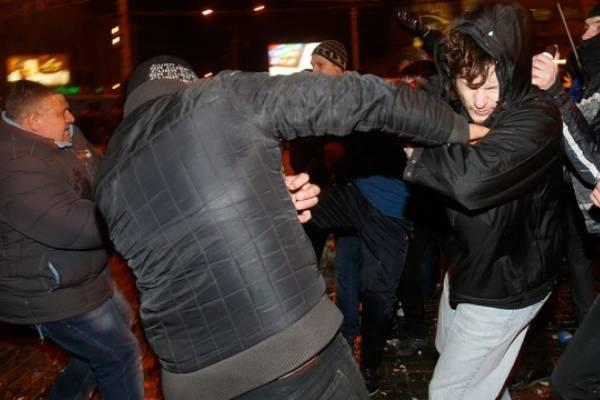 Задержаны двое участников массовой драки со стрельбой в Петербурге