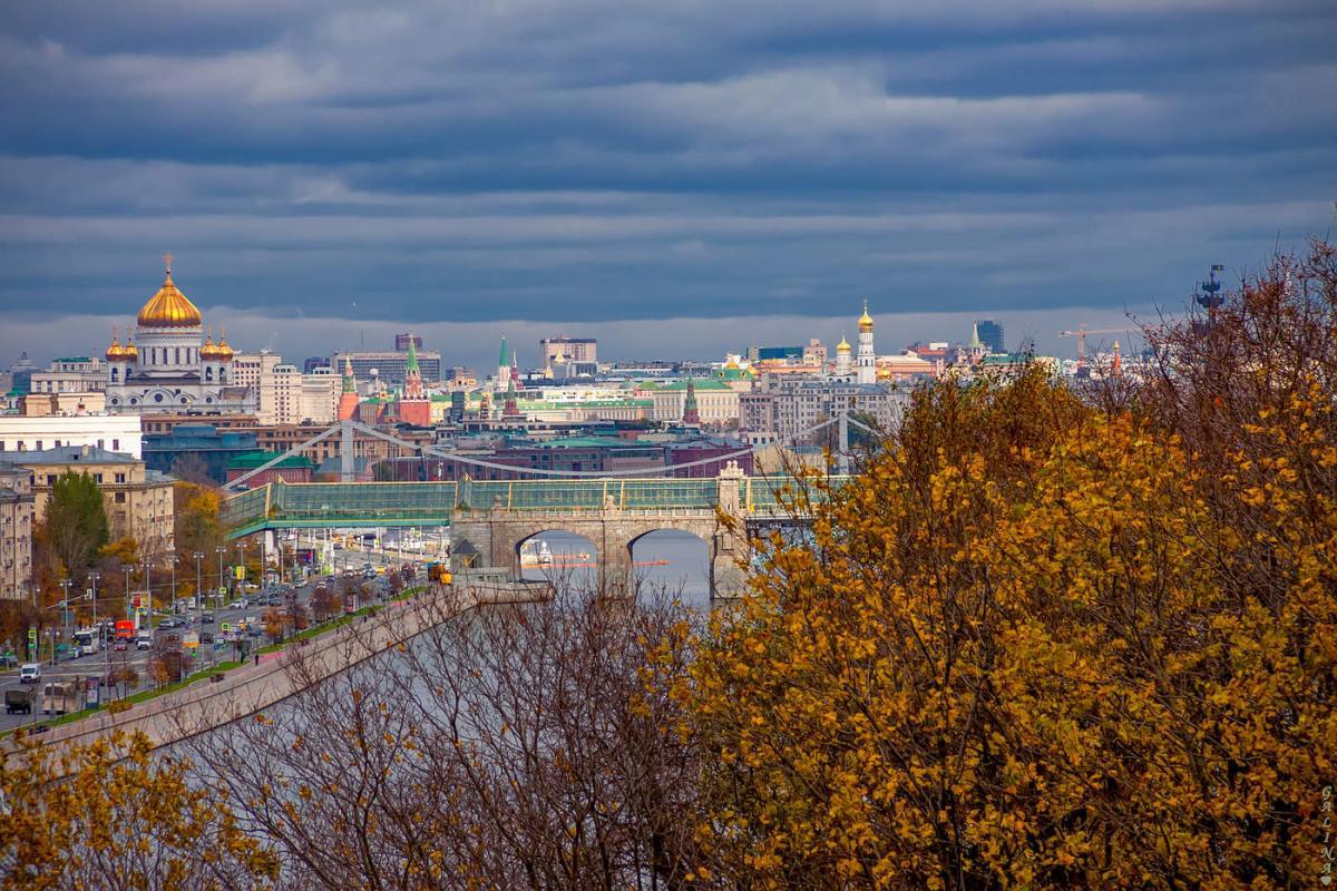 В российской столице установлен температурный рекорд