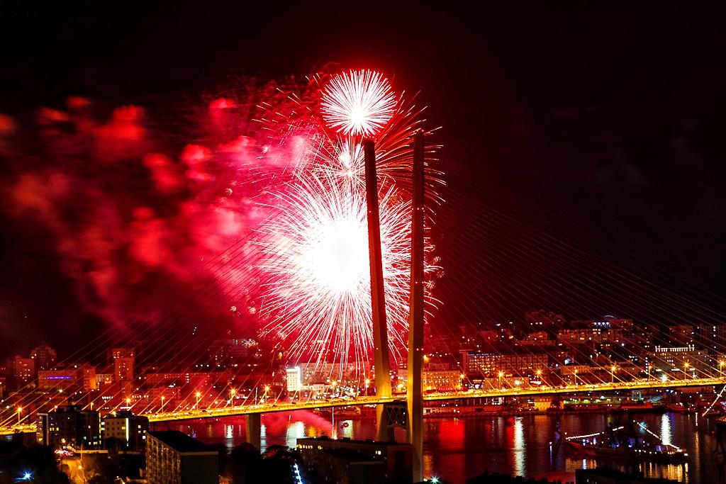 День города Владивостока 2017: программа мероприятий, салют – место и время проведения
