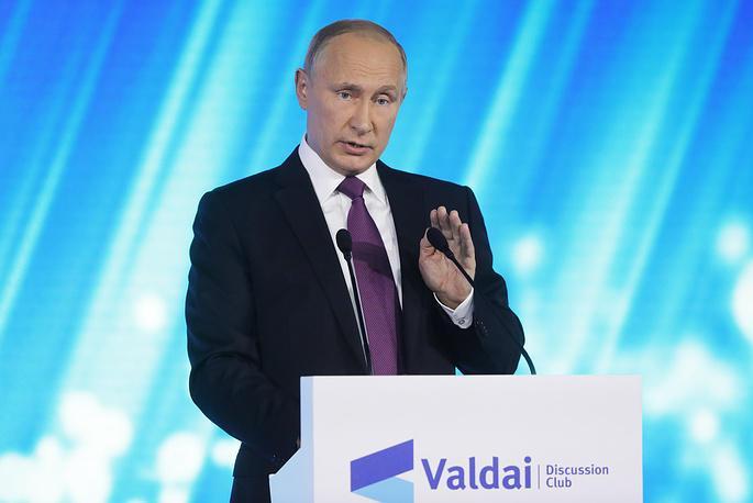 «Трагедия в Керчи стала результатом глобализации», – Владимир Путин