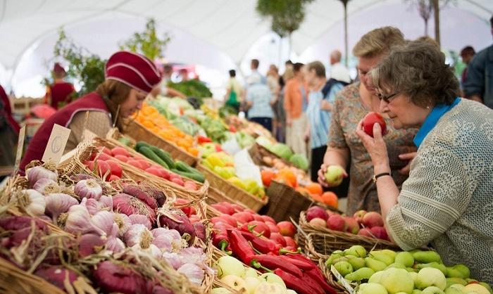 Кубань рынок