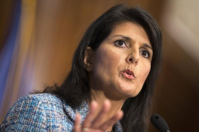 Никки Хейли: уход Башара Асада с поста президента Сирии – «вопрос времени»