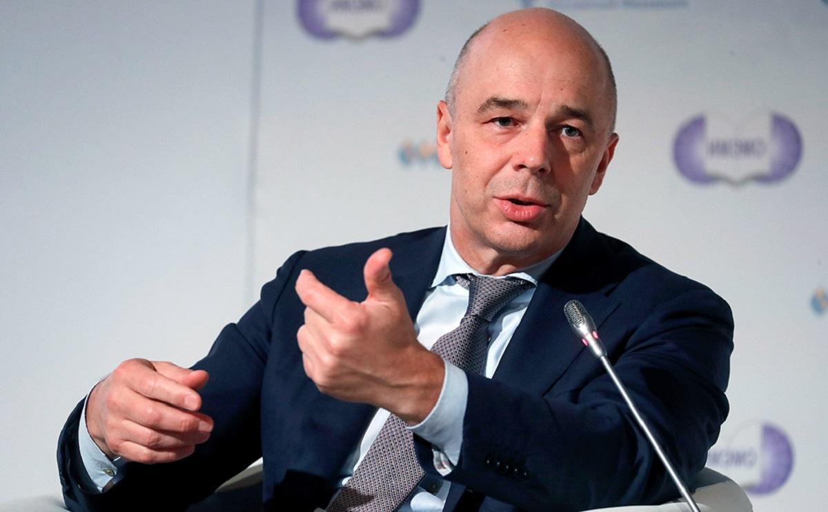 Силуанов рассказал, как отразится на российской экономике падение цен на нефть