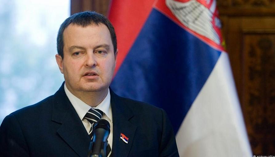 В МИД Сербии заявили, что власти страны никогда не введут санкции против России