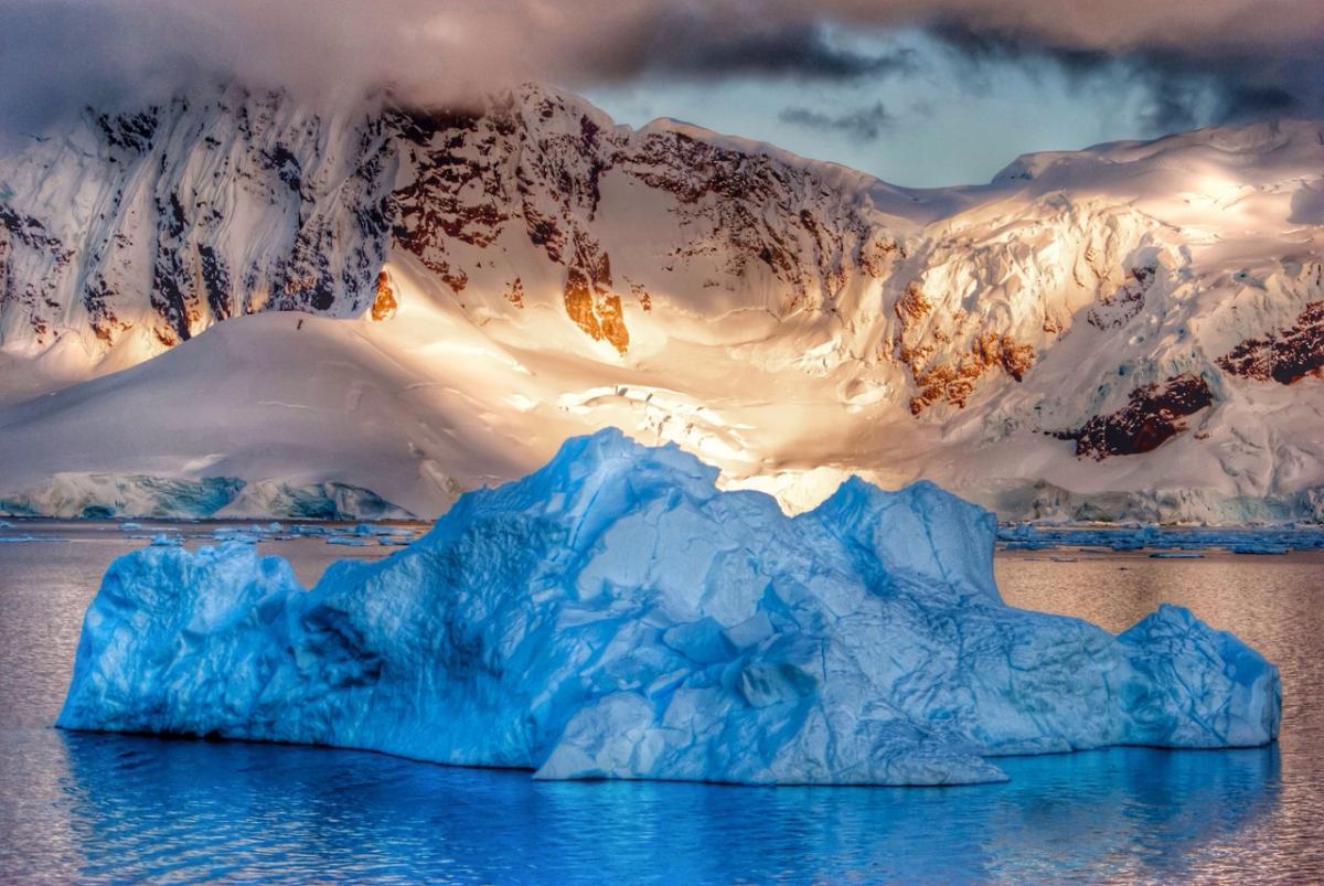 Инопланетяне тут ни при чем: в Антарктиде сделана зловещая находка, поразившая ученых