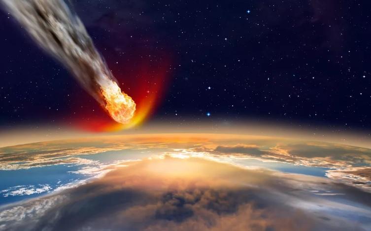 Гигантский астероид стремительно приближается к Земле