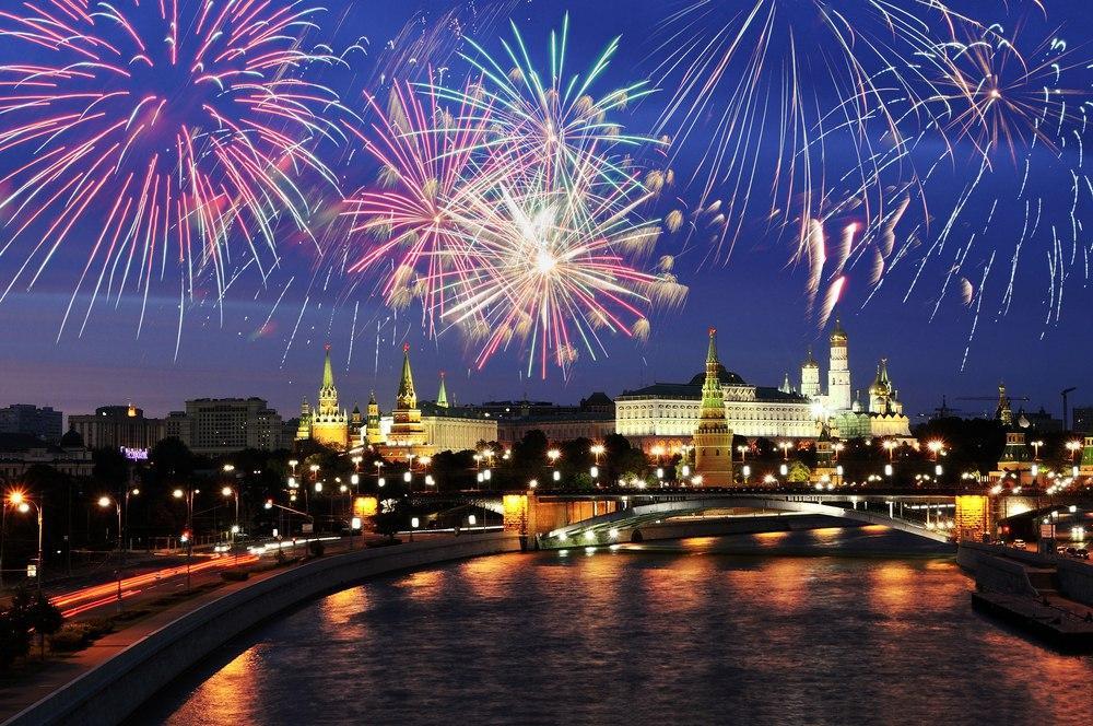 Салют в Москве на День города 2017: точки проведения – список адресов, время