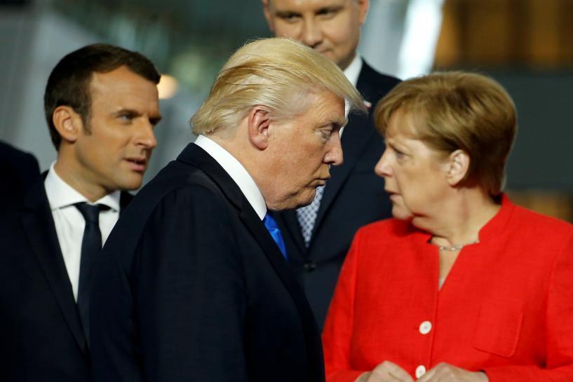 Атаку на Сирию в Германии признали незаконной