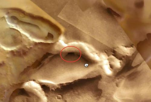 Культовое сооружение в честь Нибиру найдено на Марсе: ученые предупреждают о грядущем апокалипсисе