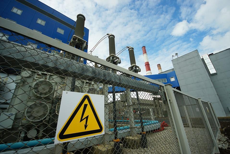 На Украине под угрозой обесточивания оказался крупный химический завод