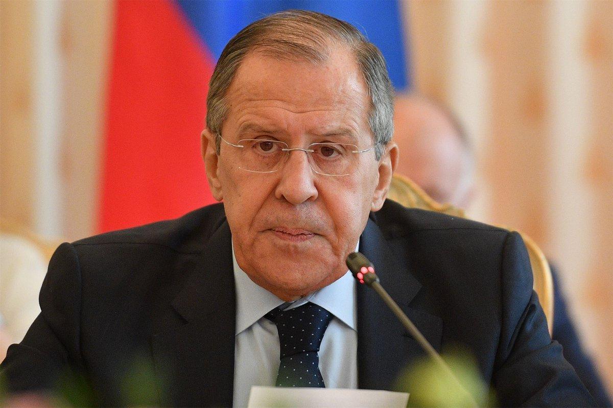 Евросоюз больше не главный торговый партнер России, заявил Сергей Лавров