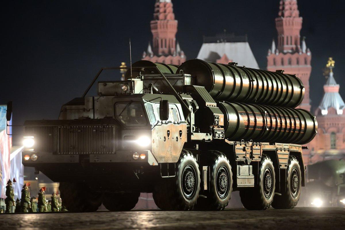 В Турции объяснили закупку российских С-400
