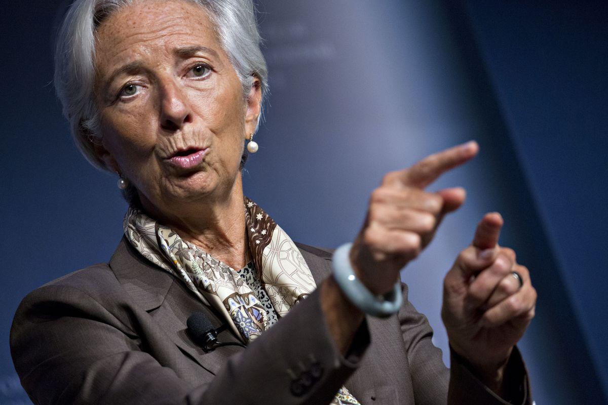 Логард предупредила о последствиях для экономики Франции из-за протестов