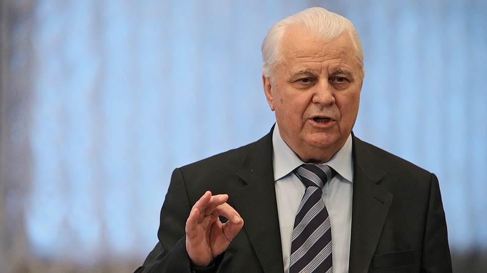 Кравчук предрек России распад в случае «захвата Украины»