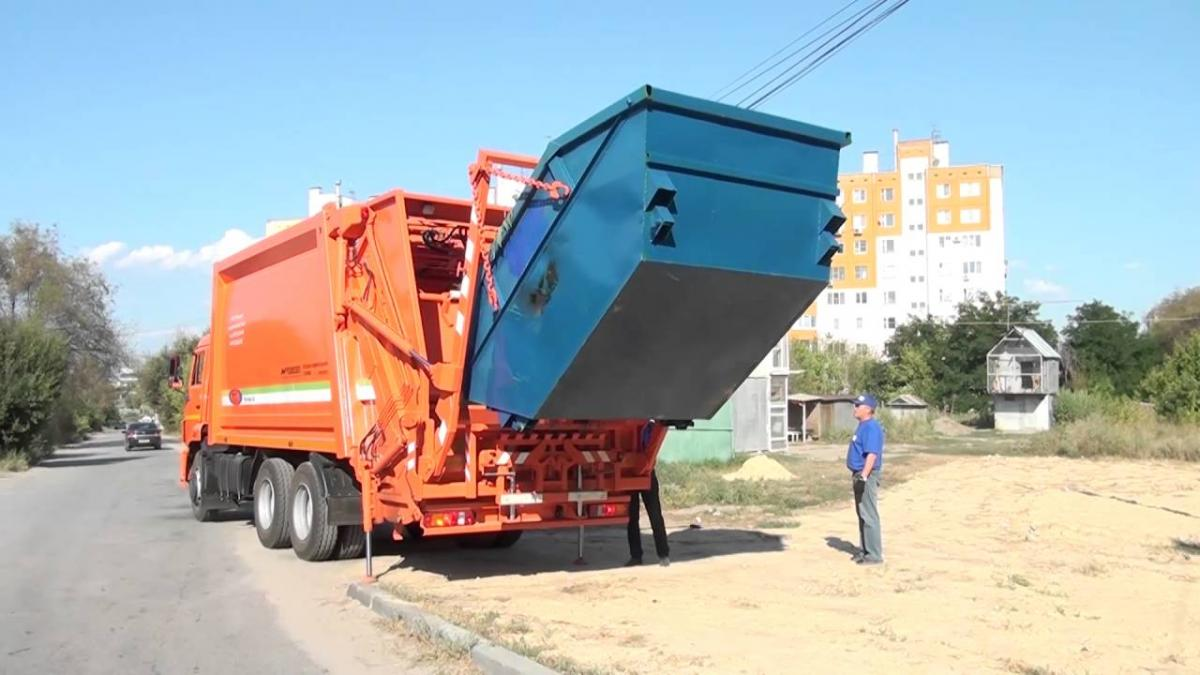 Озвучены сроки, в которые в центре Волгограда состоится запуск системы раздельного сбора мусора