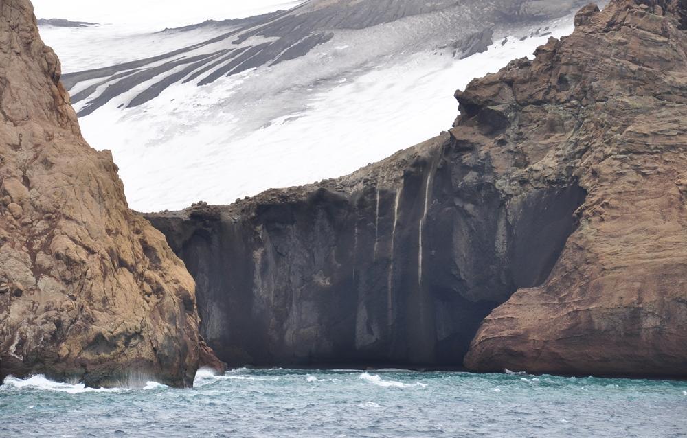 В Антарктиде обнаружены следы страшной катастрофы, которой около четырех тысяч лет