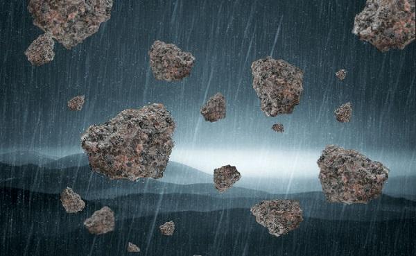 Каменный дождь