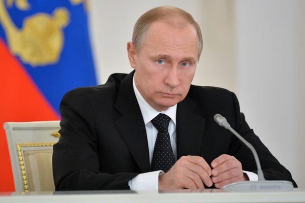 Путин выразил соболезнование