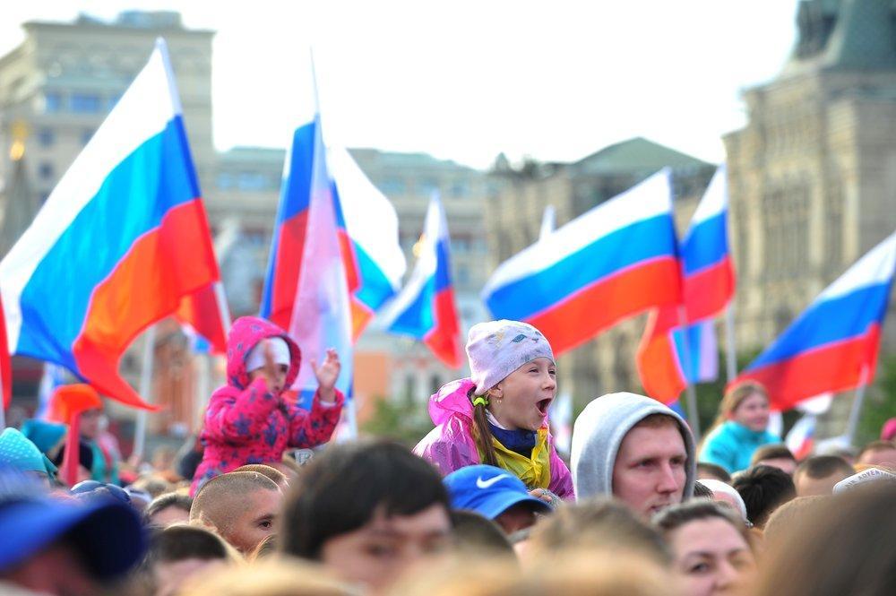 День России в Москве 12 июня 2018: программа мероприятий